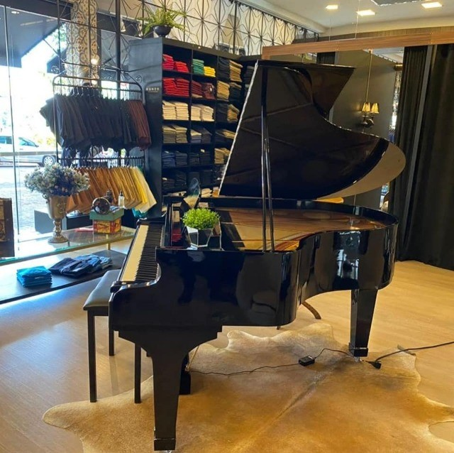Piano de cauda digital - Foto 3