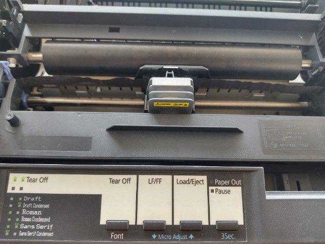 impressora LX -300-II - Foto 4