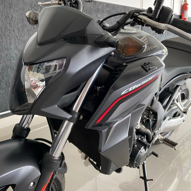 Honda CB 650F 2014/2015 - Foto 3