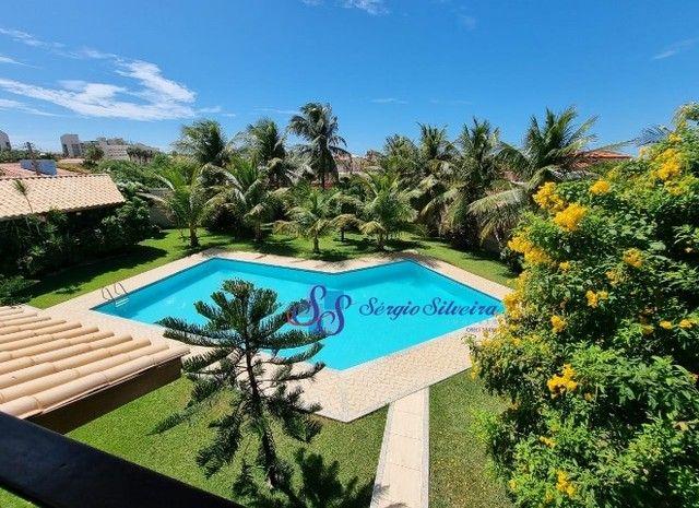 Casa no Porto das Dunas com piscina, 5 quartos, super conservada, excelente localização!  - Foto 19