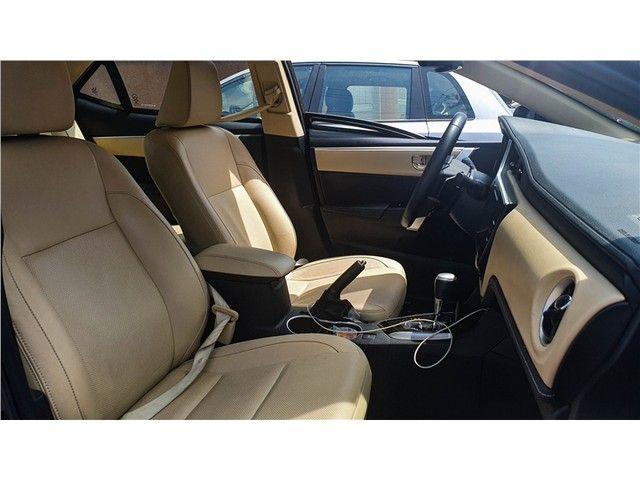 Toyota Corolla 2018 2.0 altis 16v flex 4p automático - Foto 9