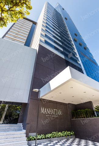 Lindo escritório em Santos - Manhattan Santos