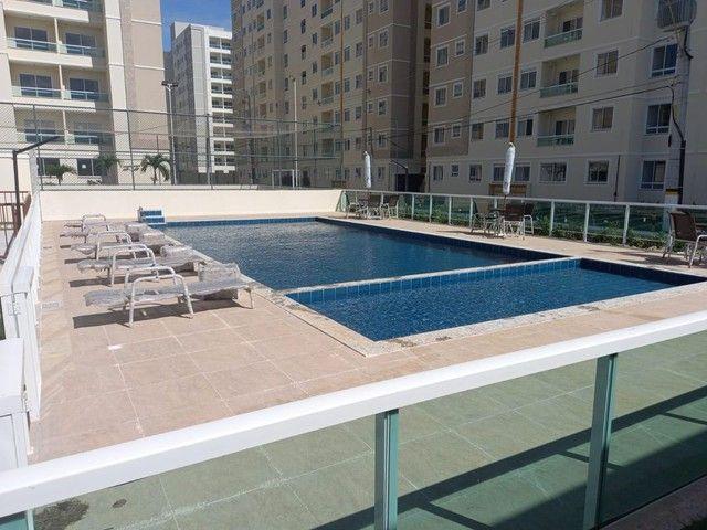 Lindo apartamento para aluguel com 45m² com 2/4 em Centro - Lauro de Freitas - BA - Foto 4