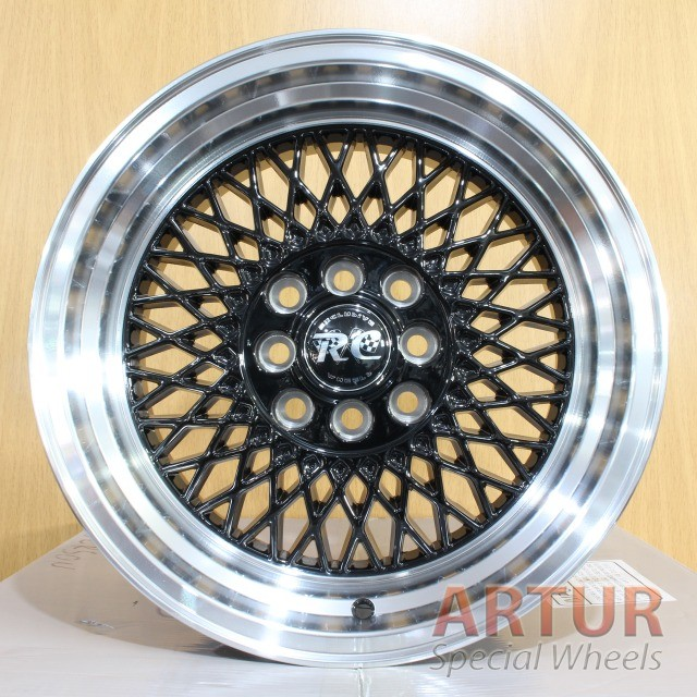 Rodas RC Aro 15 L483 4X100/114,3