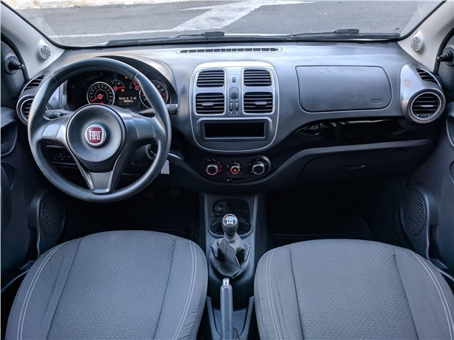 Fiat Grand siena 2019 1.0 evo flex attractive manual - Foto 7