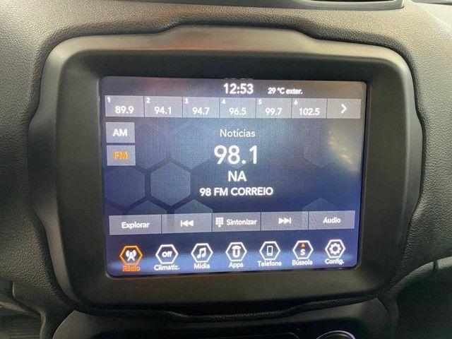 RENEGADE 2018/2019 1.8 16V FLEX LIMITED 4P AUTOMÁTICO - Foto 18