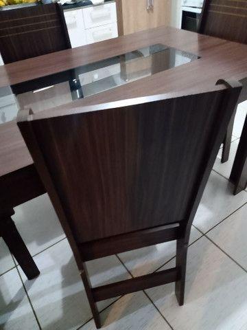 Mesa 4 cadeiras - Foto 6