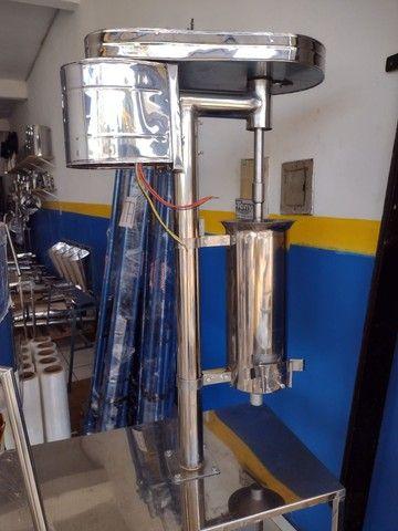 Máquina de açaí de inox