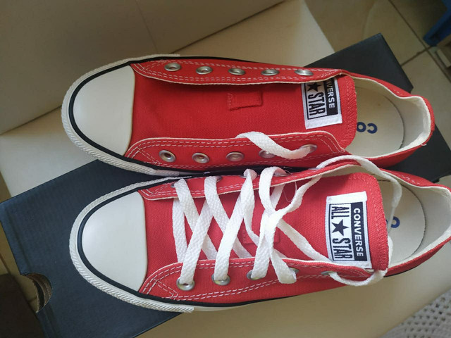 All Star Vermelho - converse  - Foto 2