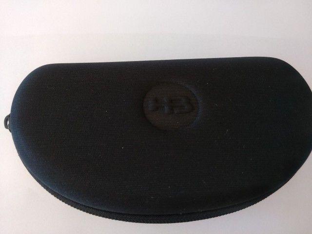 Óculos de Sol marca HB, lente azul espelhado - Foto 6