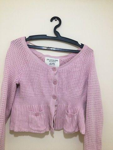 Suéter em tricô  - Foto 2