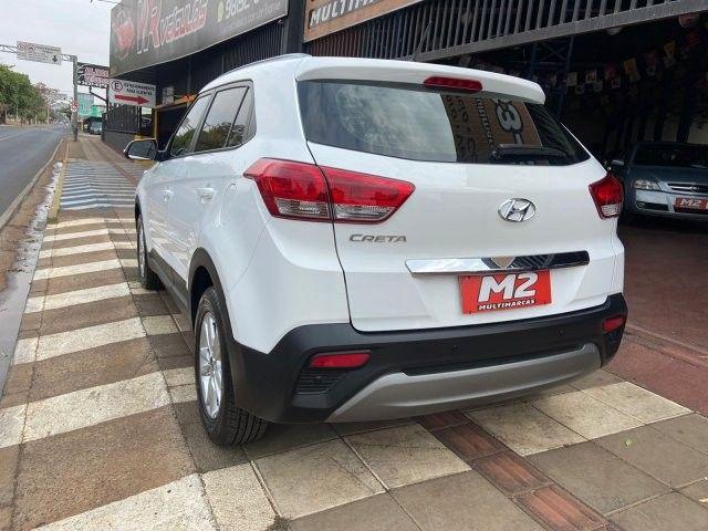 Hyundai creta 2018 1.6 16v flex attitude automÁtico - Foto 7