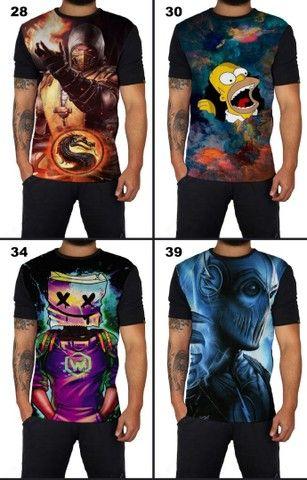 Camisetas tradicional  - Foto 2