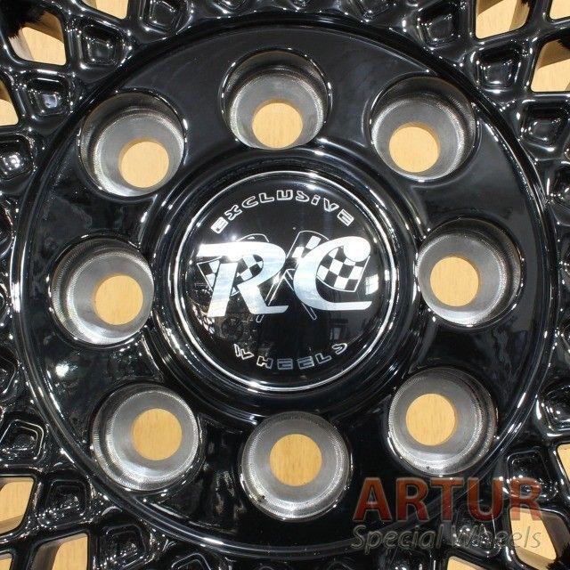 Rodas RC Aro 15 L483 4X100/114,3 - Foto 4