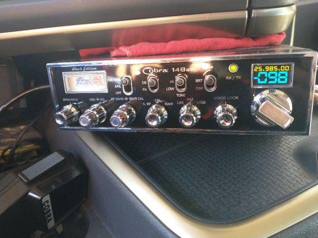 Rádio px cobra GTL 148  - Foto 5