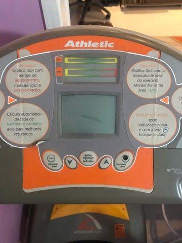 Vendo Esteira Atletic advanced 410EE