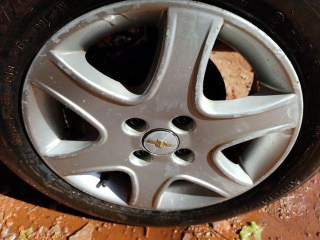 Rodas originais Chevrolet aro 15 - Foto 5
