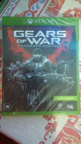 Gears Of War Ultimate Edition Xbox One lacrado