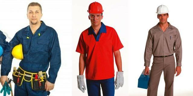 Fardamentos para todas as profissões -> fabricação própria