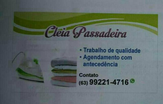 Cleia PASSADEIRA