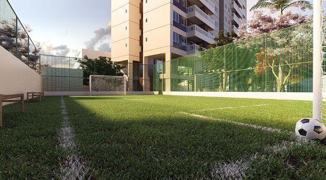 Apartamento 2 quartos no Presidente Kennedy, ao lado do shopping Rio Mar - Foto 19