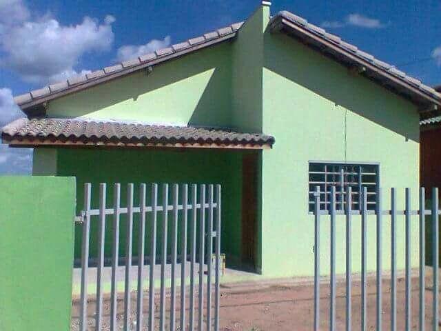 Vendo casa residencial bandeirante Juina mt