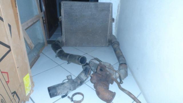 Kit turbo e intercooler