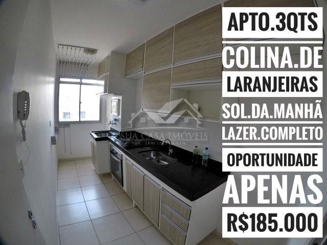 MG Apartamento 3 quartos no Bairro mais valorizado da Serra, Colina de Laranjeiras - Foto 6
