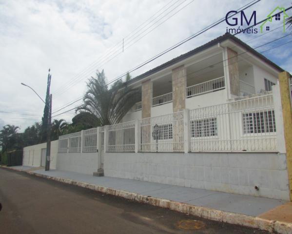 Casa de condomínio para alugar com 5 dormitórios cod:GM1390