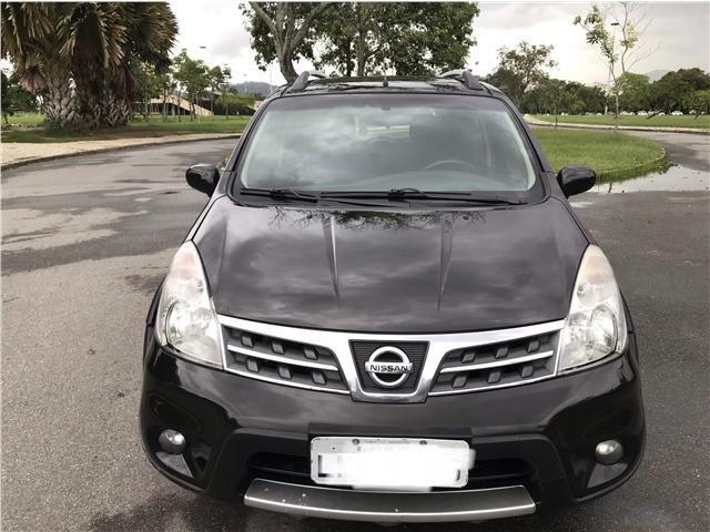 Nissan Livina Nissan Livina 1.8 SL X-Gear Flex Automática 2014