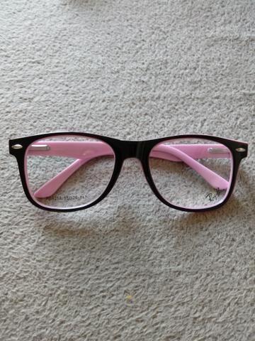 81c9d63a01c6c Armação para óculos de grau RayBan - Bijouterias