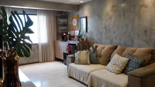 Apartamento 3 quartos em capim macio - Foto 4