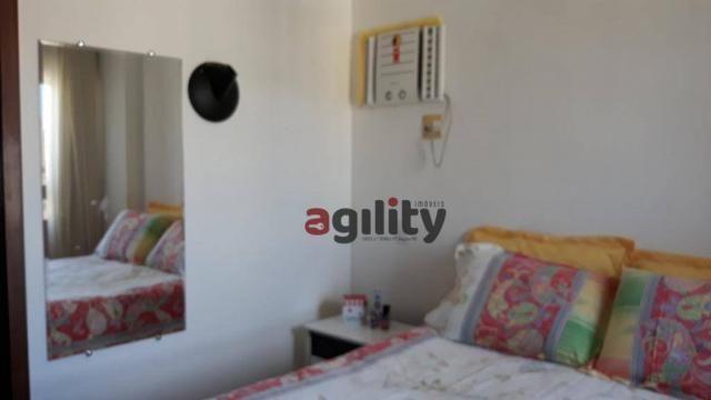 Apartamento 3 quartos em capim macio - Foto 20