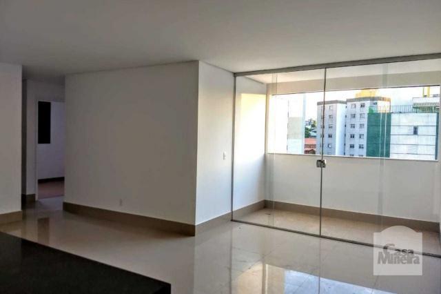 Apartamento à venda com 3 dormitórios em Grajaú, Belo horizonte cod:250098