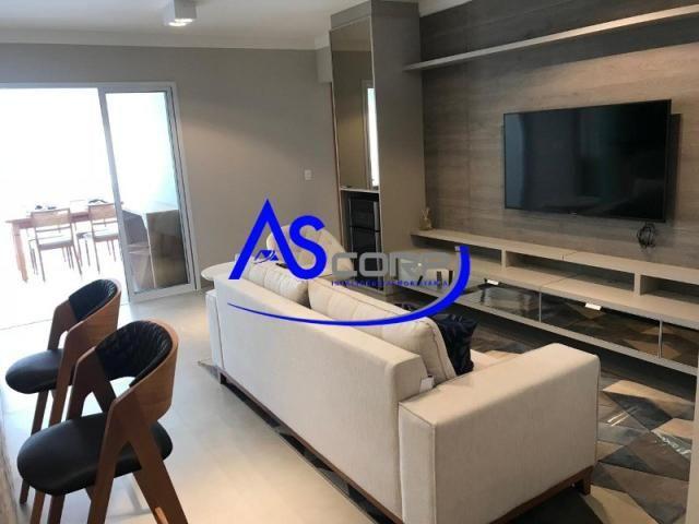 Excelente apartamento com 103,29 m² com varanda Gourmet Ref. AP00125 - Foto 8