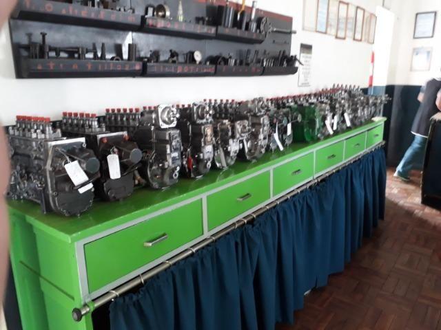 Bombas injetoras diesel, unidades eletronicas, comom rail , reeparação e conserto - Foto 9