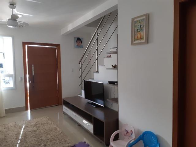 Sobrado Villagio D Italia Condomínio fechado 3 suítes 2 vagas de garagem - Foto 7