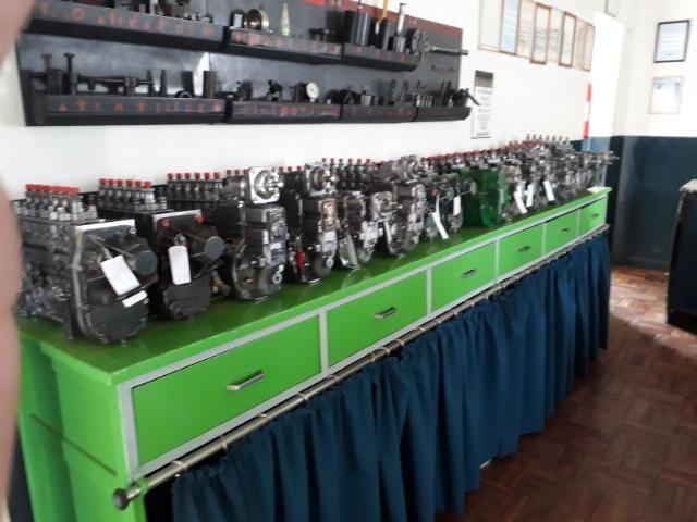Bombas injetoras diesel, unidades eletronicas, comom rail , reeparação e conserto