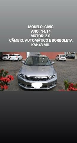 Honda Civic 14/14 LXR