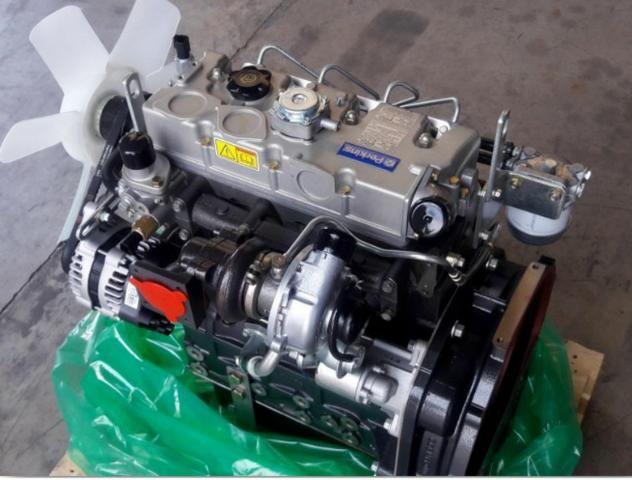 Motor Perkins 404-22T Mini Carregadeira JCB Modelo 250 - Foto 3