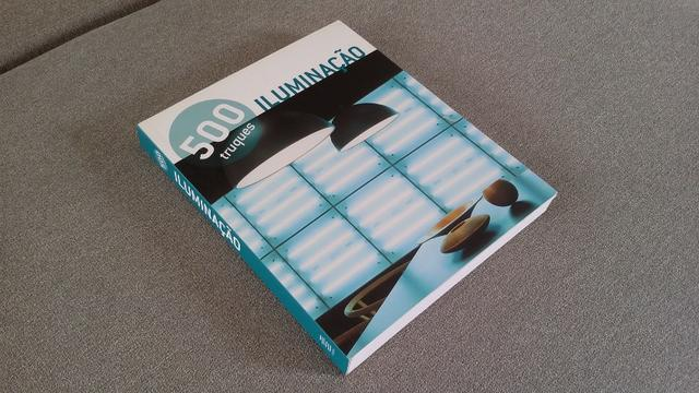 Livro Iluminação - 500 Truques