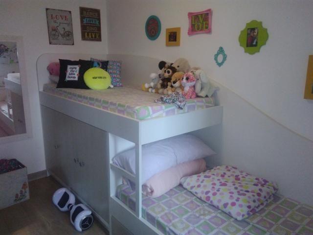 Apartamento no américa | 01 suíte + 03 dormitórios | andar alto | semi-mobiliado - Foto 3