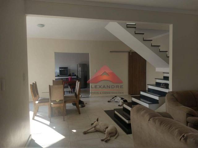 Casa com 3 dormitórios à venda, 143 m² por r$ 500.000,00 - residencial santa paula - jacar - Foto 9
