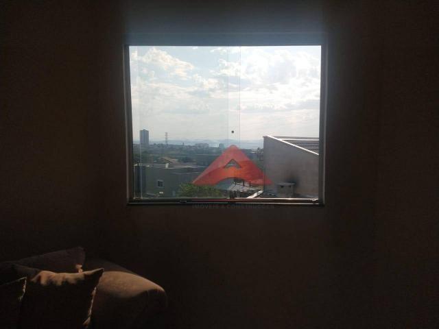 Casa com 3 dormitórios à venda, 143 m² por r$ 500.000,00 - residencial santa paula - jacar - Foto 11