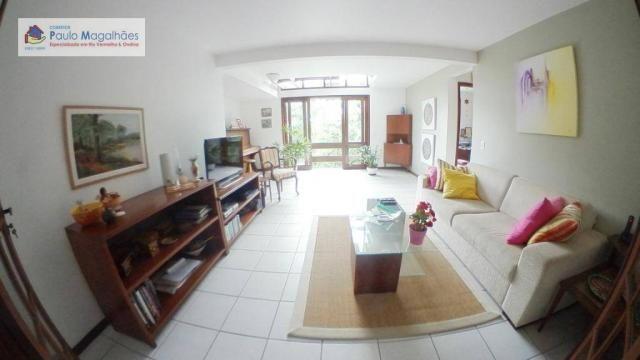 Casa com 4 dormitórios à venda, 297 m² - Patamares - Salvador/BA - Foto 5