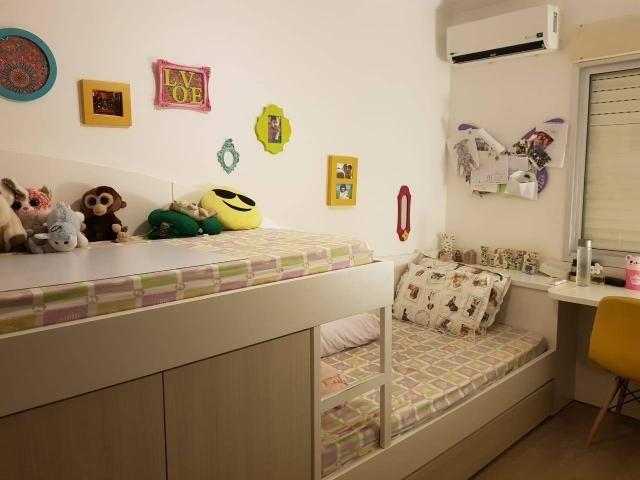 Apartamento no américa | 01 suíte + 03 dormitórios | andar alto | semi-mobiliado - Foto 6