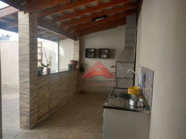 Casa com 3 dormitórios à venda, 143 m² por r$ 500.000,00 - residencial santa paula - jacar - Foto 15