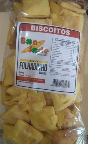 Biscoitos Boa Sorte - Foto 5