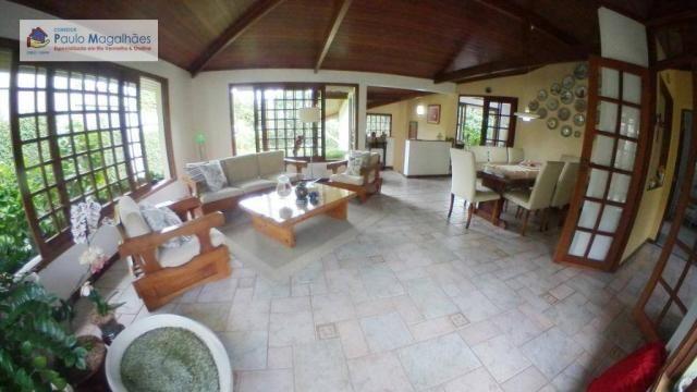 Casa com 4 dormitórios à venda, 297 m² - Patamares - Salvador/BA