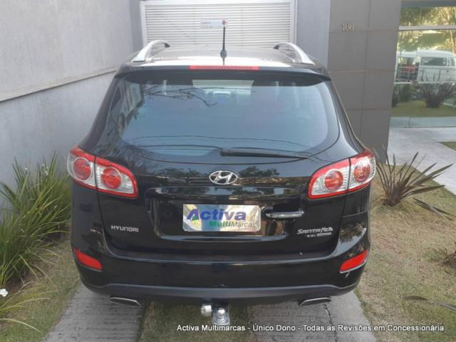Hyundai Santa Fé 3.5 MPFI V6 24V 285CV GASOLINA 4P AUTOMÁTICO - Foto 18